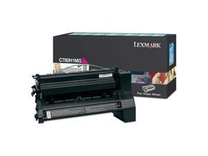 LEXMARK C780H1MG Magenta Toner Cartridge
