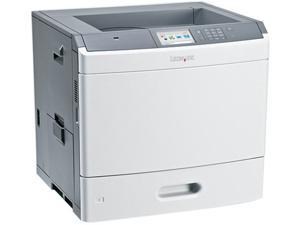 LEXMARK C Series C792de Workgroup Up to 50 ppm 1200 x 1200 dpi Color Print Quality Color Laser Printer