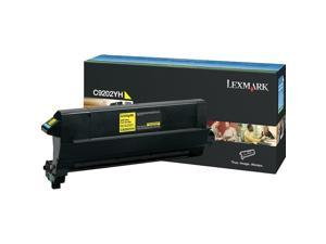 LEXMARK C9202YH Toner Cartridge Yellow