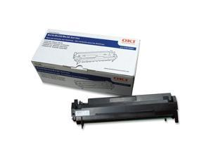 Oki Data 43979001 Drum Unit 25,000 page yield for B410, B420, B430, MB460, MB470, MB480&#59; Black