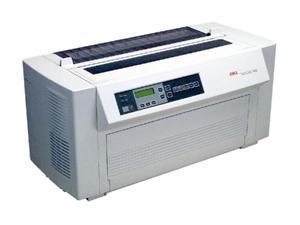 OKIDATA PACEMARK 4410n (61801001) - Parallel&Serial 18 pin 110V - 240V  Up to 1066cps Dot Matrix Printer