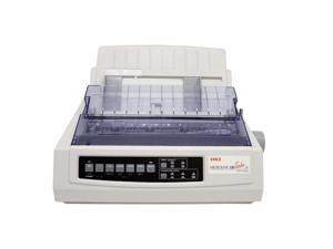 OKIDATA MICROLINE 320 Turbo/n (62415401) - Parallel, USB 9 pin 120V Up to 435cps Dot Matrix Printer