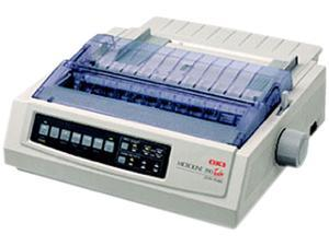 OKIDATA MICROLINE 390 Turbo/n (62415901) - Parallel, USB 24 pin 120V Dot Matrix Printer
