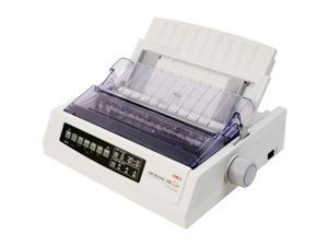 OKIDATA MICROLINE 390 Turbo (62411901) - Parallel, USB 24 pin 120V Dot Matrix Printer