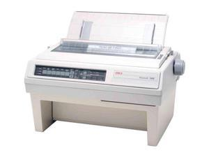 OKIDATA PACEMARK 3410 (61800801) - Parallel & Serial 9 pin 110V Up to 550cps 240 x 216 Dot Matrix Printer