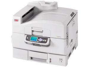 OKIDATA C9650DN Workgroup Up to 40 ppm 1200 x 600 dpi Color Print Quality Color LED Network Printer