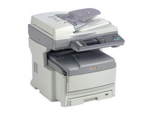 OKIDATA MC860 MFP 2-Tray / All-In-One Up to 33 ppm Color LED Network Printer (62431403)