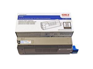 OKIDATA 43866104 Toner Cartridge Black