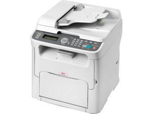 Okidata MC160 MFC / All-In-One Up to 20 ppm 1200 x 600 dpi Color Print Quality Color LED Printer
