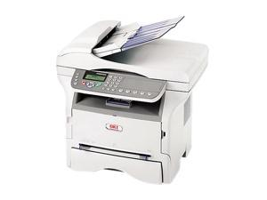 OKIDATA MB280 MFP/ All-In-One Up to 22 ppm Mono Laser Printer (62431801)