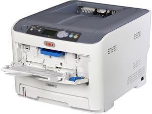 OkiData C610n Color Laser Printer