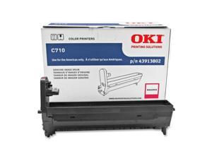 OKIDATA 43913802 Image Drum For C710 Series Printers Magenta
