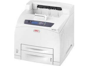 OKIDATA B710n Workgroup Up to 42 ppm Mono LED Network Printer (62435504)