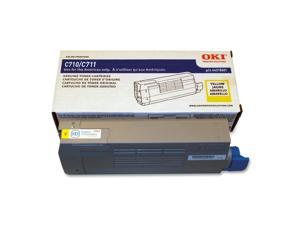 OKIDATA 44318601 Toner Cartridge Yellow