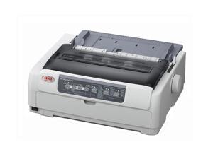 OKIDATA MICROLINE 690 (62434001) - Parallel, USB 24 pin 120V 360 x 360 Dot Matrix Printer