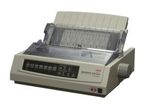 OKIDATA MICROLINE 320 Turbo (62411602) - Parallel, USB 9 pin 230V Up to 435cps Dot Matrix Printer