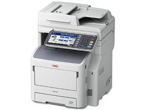 OKIDATA MB760 MFP Up to 49 ppm Monochrome Laser Printer