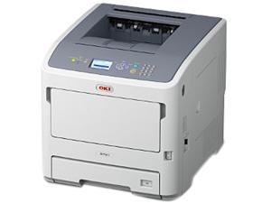 Oki B731dn Workgroup Monochrome Laser Printer