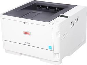 Okidata B412dn Workgroup Up to 35 ppm 1200 x 1200 dpi Color Print Quality Monochrome Laser Laser Printer
