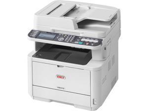 Okidata MB472w MFP Up to 35 ppm 1200 x 1200 dpi Color Print Quality Monochrome Laser Printer