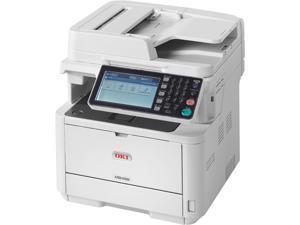 Okidata MB492 MFP Up to 42 ppm 1200 x 1200 dpi Color Print Quality Monochrome Laser Printer