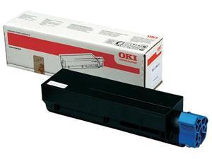 Oki Data 45807101 Toner 3000 page yield for B412dn, B432dn, B512dn, MB472w, MB492, MB562w&#59; Black