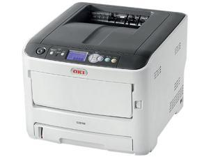 Okidata C612n (62447701) Duplex 1200 x 600 dpi USB / Ethernet Color Laser Printer