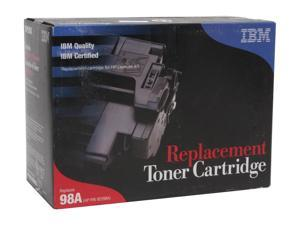 IBM 75P5158 Replacement Toner Cartridge for HP 92298A Black
