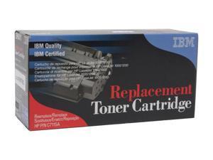IBM Replacement 75P6471 Toner Cartridge Replaces HP C7115A 15A - Black