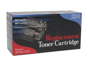 IBM 75P6472 Replacement Toner Cartridge for HP C7115X Black
