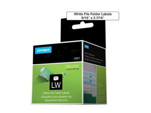 "DYMO 30327 9/16"" x 3-7/16"" 130 Labels LabelWriter Labels"