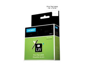 "DYMO 30373 15/16"" x 7/8"" 400 Labels LabelWriter Price Tag Labels"