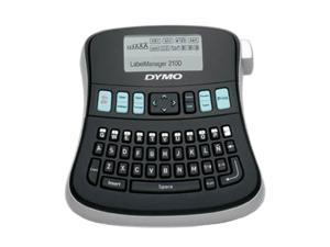 DYMO LabelManager 210D (1738345) Thermal All Purpose Label Maker with Large Graphical Display