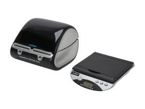 DYMO LabelWriter 450 Twin Turbo (1757660) Thermal 600 x 300 dpi Mailing Solution LabelWriter & Scale