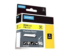 DYMO 1734525 Flexible Nylon Label Tape