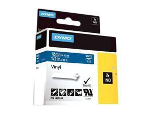 "DYMO 1805243 (Blue) RHINO 1/2"" Blue Vinyl - 12mm"