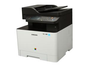 SAMSUNG CLX Series CLX-4195FW MFC / All-In-One Color Wireless 802.11b/g/n Laser Printer