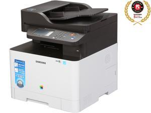 Samsung SL-C1860FW/XAA Up to 19 ppm Color Laser Laser Printer