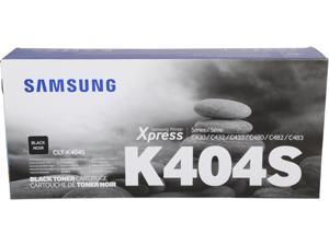 Samsung CLT-K404S/XAA Black Toner Cartridge