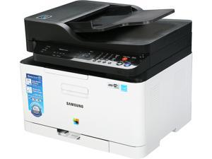 Samsung Xpress C480FW (SL-C480FW/XAA) Wireless Multi-function Color Laser Printer