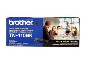 brother TN110BK Toner Cartridge for HL-4040CN, HL-4070CDW, MFC-9440CN, MFC9840CDW Black