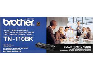 brother TN-110BK Toner Cartridge for HL-4040CN, HL-4070CDW, MFC-9440CN, MFC9840CDW Black