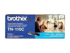 brother TN110C Toner Cartridge for HL-4040CN, HL-4070CDW, MFC-9440CN, MFC9840CDW Cyan