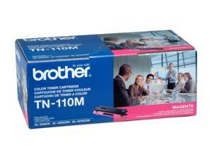 brother TN110M Toner Cartridge for HL-4040CN, HL-4070CDW, MFC-9440CN, MFC9840CDW Magenta