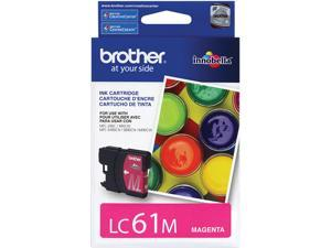 brother LC61M Standard Yield Ink Cartridge For MFC-6490CW Magenta