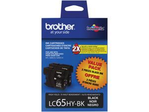 brother LC652PKS High Yield Ink Cartridge For MFC-6490CW Printer Black