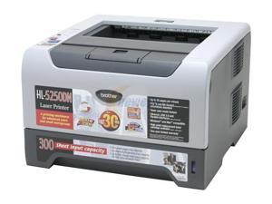 Brother HL Series EHL-5250DN Workgroup Up to 30 ppm Monochrome Laser Printer