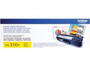 brother TN310Y Toner Cartridge Yellow