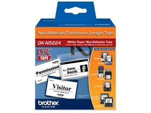 "brother DK Series DKN5224 2.13"" x 100 ft Thermal Label"