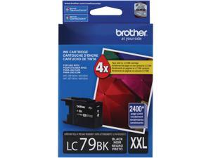 brother LC79BK Innobella Super High Yield (XXL Series) Ink Cartridge Black